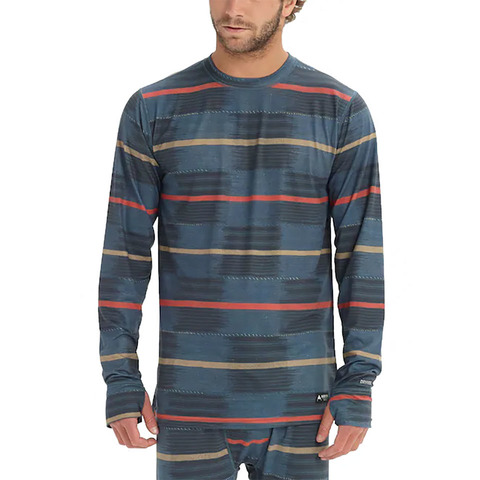 Burton Midweight Crew L/S Shirt - Mens - Outdoor Gear