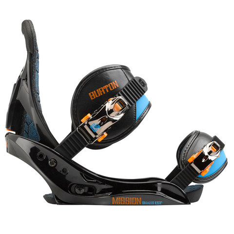 Burton Mission Smalls EST Snowboard Bindings - Kid's 2014