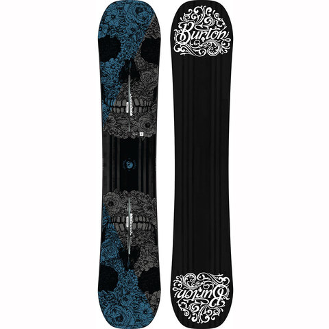 Burton Process Off-Axis Snowboard 2017