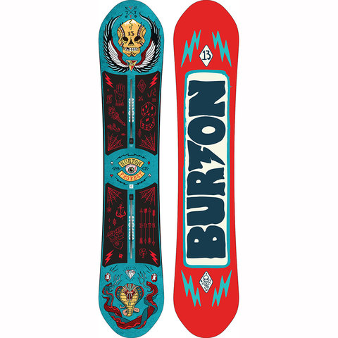 Burton Protest Snowboard - Kids - Outdoor Gear