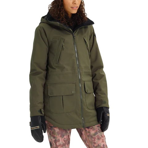 Burton Prowess Jacket - Womens - Outdoor Gear