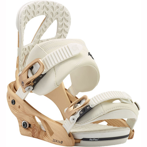 Burton Scribe Snowboard Bindings - Womens - Outdoor Gear