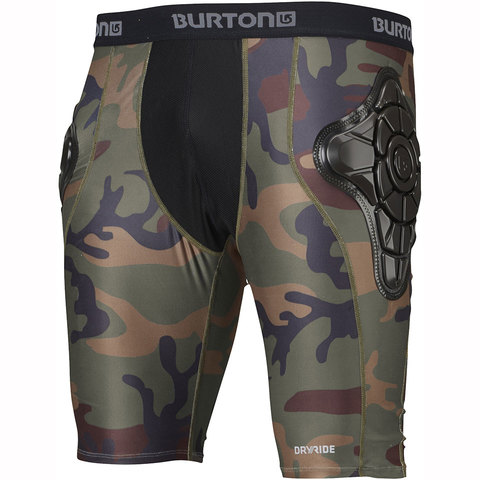 Burton Total Impact Short - Mens - Outdoor Gear