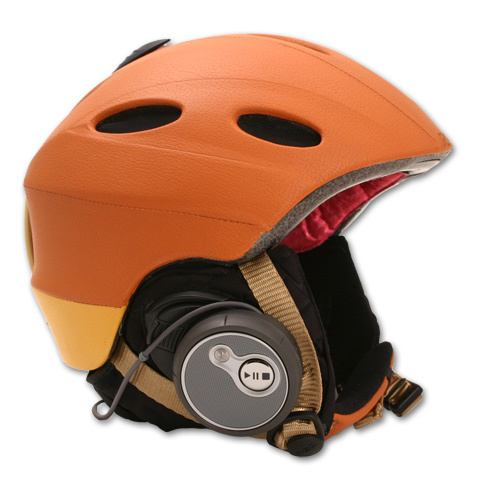 R.E.D. Tantrum Audex Motorola Bluetooth Helmet