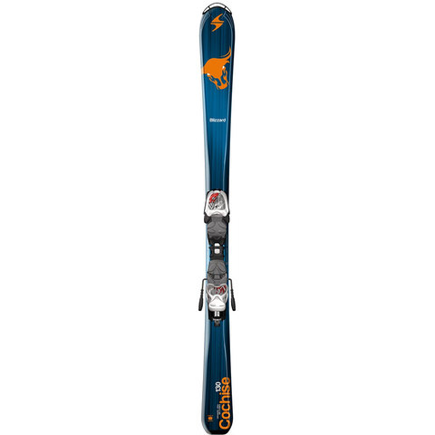 Blizzard Jr Cochise W/ 7.0 Bindings - Junior's 2017