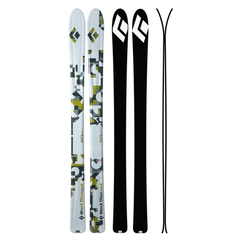 Black Diamond Drift Skis 2012