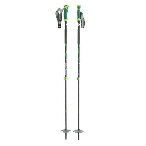 Black Diamond Pure Carbon Ski Poles - Outdoor Gear
