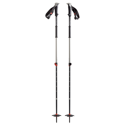 Black Diamond Traverse Ski Poles - Outdoor Gear