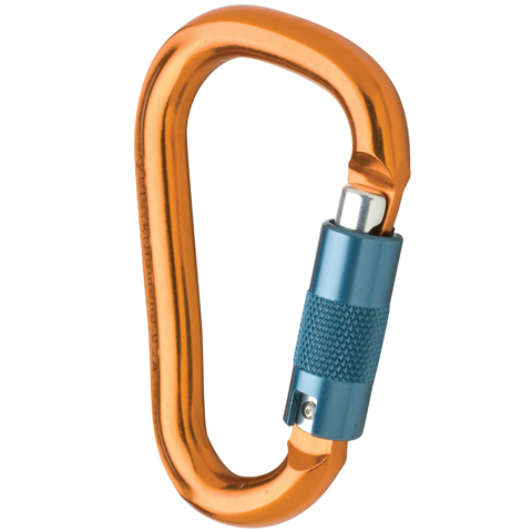 Black Diamond Rocklock Twistlock Carabiner