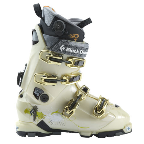 Black Diamond Shiva Ski Boots - Women's
