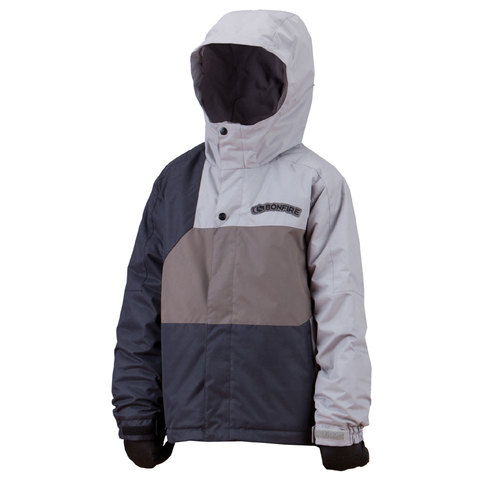 Bonfire Engage 3 in 1 Snowboarding Jacket - Boy's