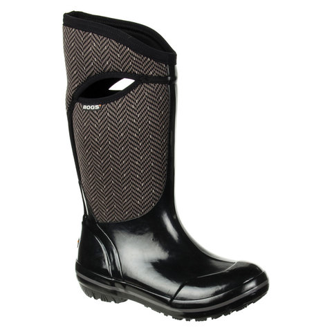 Bogs Herringbone High Rainboots - Womens