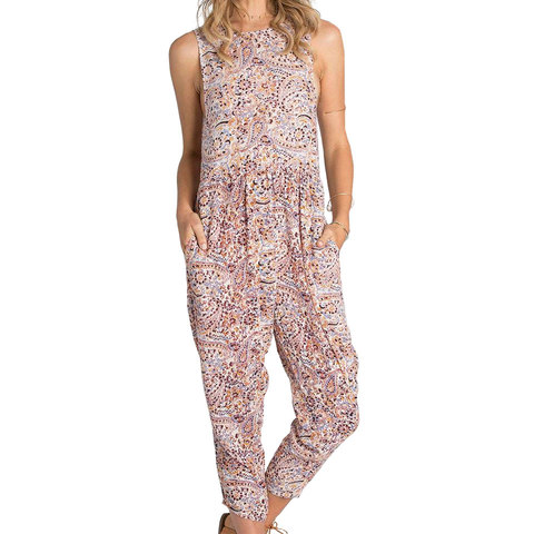 Billabong Days Of Summer Jumpsuit - Women's