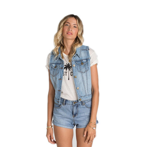 Billabong Route 73 Vest - Women's