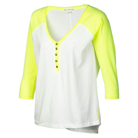 Billabong Relay Henley Shirt-Women's