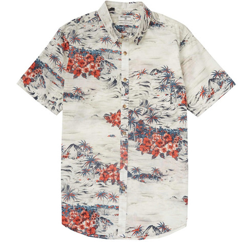 Billabong Vacay Short Sleeve