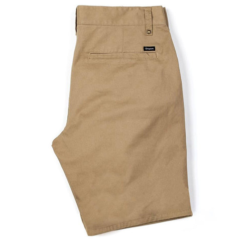 Brixton Carter Relaxed Fit Chino Shorts - Outdoor Gear