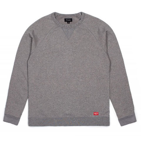 Brixton Damo Crew Fleece - Outdoor Gear