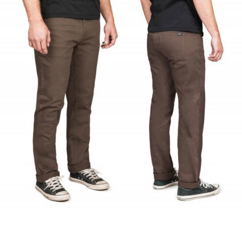 Brixton Grain 5 Pocket Pants - Outdoor Gear
