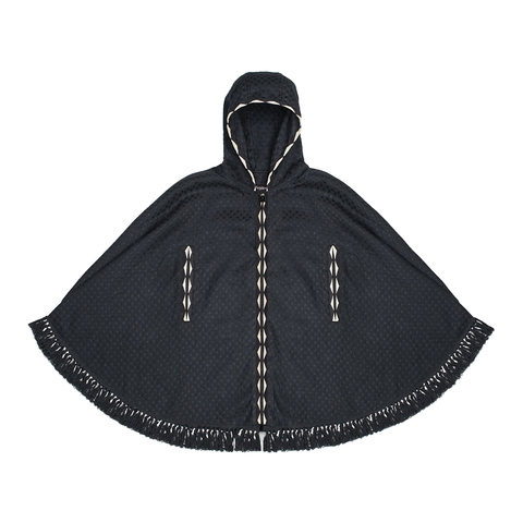 Brixton Junie Hooded Poncho - Womens - Outdoor Gear