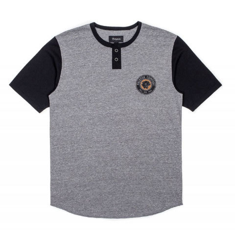 Brixton Legion S/S Henley - Outdoor Gear