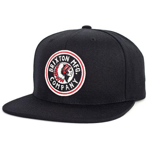 Brixton Rival Snap Back - Outdoor Gear