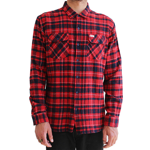 Captain Fin Genuine Flannel