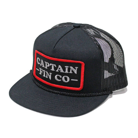 Captain Fin Patrol 5 Panel Trucker