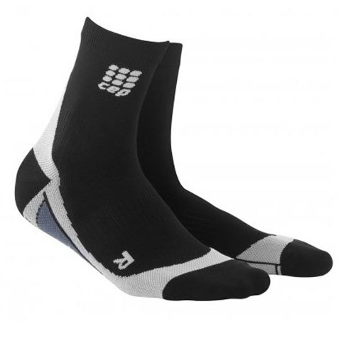 CEP Compression Dynamic Short Cut Socks