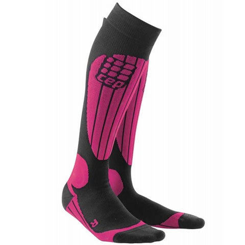 CEP Ski Compression Socks - Womens