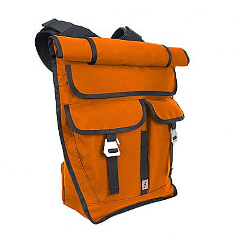 Chrome Pawn Roll-Top Daypack