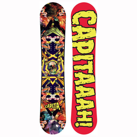 Capita Indoor Survival FK Snowboard