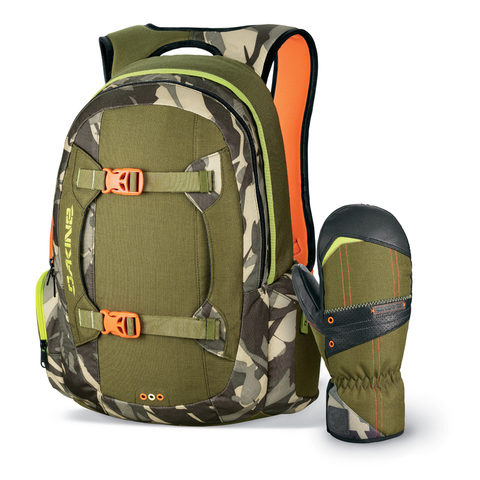 Dakine Team Mission Backpack - Eric Jackson
