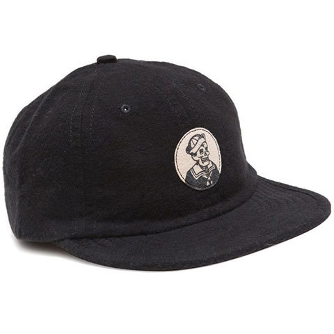 Dark Seas Spurs Hat