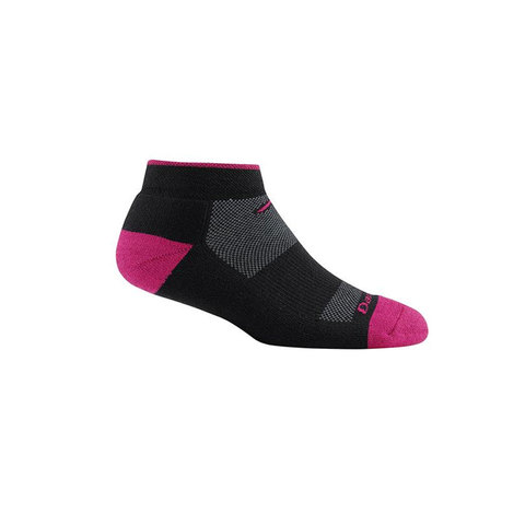 Darn Tough Cool Max No Show Cushion Running Socks - Women's