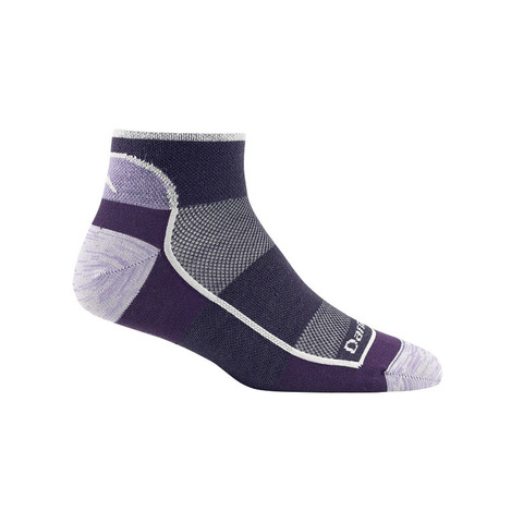 Darn Tough Solid 1/4 Ultralight Socks - Women's
