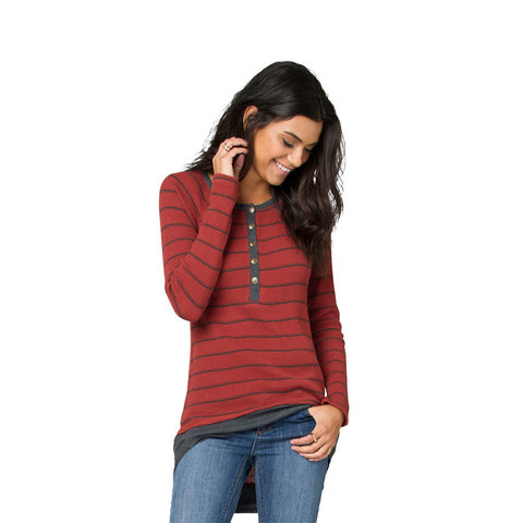 Element Manhattan Thermal Rib Sweater Top