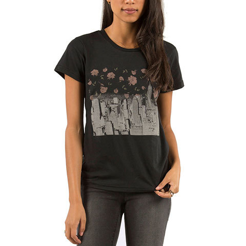 Element Paint The City Tee - Womens - Outdoor Gear