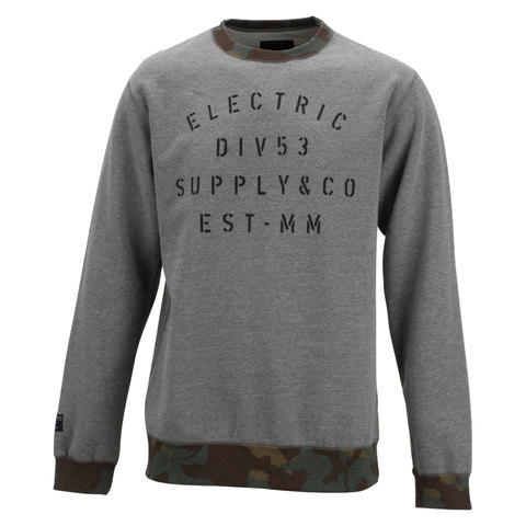 Electric DIV 53 Crew Neck Pullover