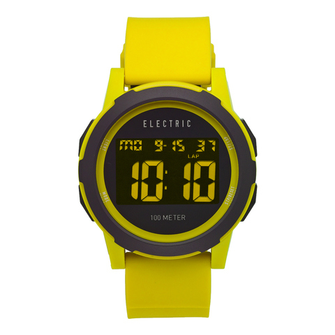 Electric Prime Silicone Watch