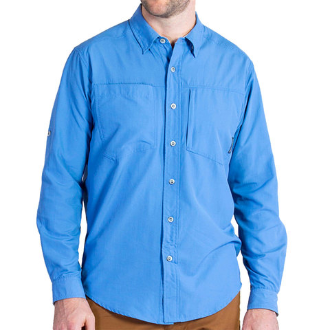 ExOfficio Geotrekr L/S Shirt - Outdoor Gear