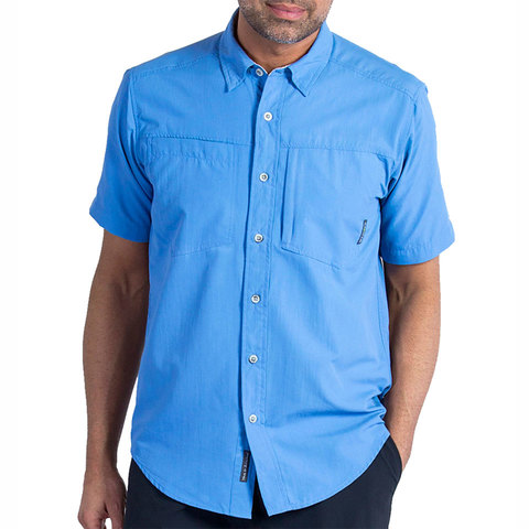 Ex Officio Geotrekr S/S Shirt - Outdoor Gear