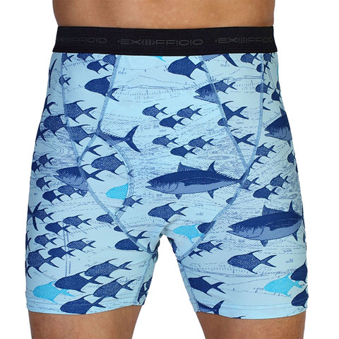 ExOfficio Give N Go Printed Boxer Brief