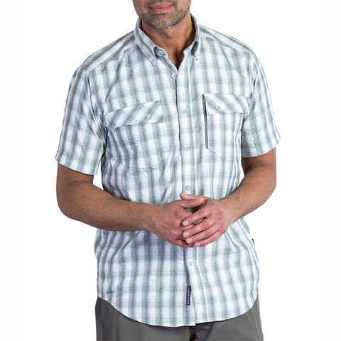ExOfficio Lodestone Plaid Shirt - Outdoor Gear