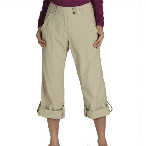 ExOfficio Nomad Roll-up Pants - Women's