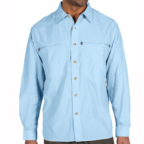 Ex Officio Reef Runner Lite L/S Shirt - Outdoor Gear