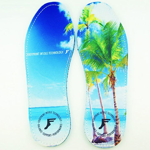 FPI Hi Profile King Foam Insoles