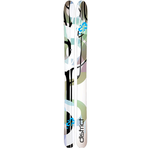 G3 District Skis