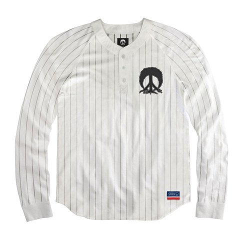 Gnarly Baseball Henley - Men's