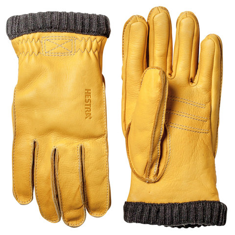 Hestra Deerskin Primaloft Rib Gloves - Outdoor Gear